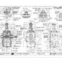 Druk wielkoformatowy rysunków technicznych (CAD)