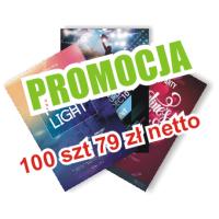 Plakaty A3 PROMOCJA